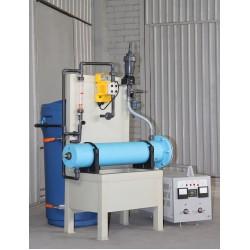 Електролізні установки, знезараження води гіпохлоритом натрію