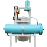 Electrolysis systems for water disinfection