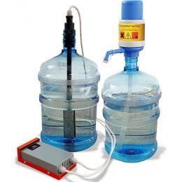 Портативний генератор гіпохлорит натрію