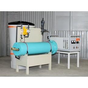 """Електролізна установка """"Полум'я-2"""" продуктивністю 25 кг/добу"""