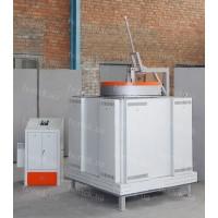 Electric crucible furnace САТ-0,3/10 С