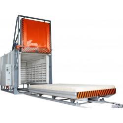 Электропечи с выкатным подом СДО до 1360 °С