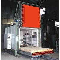 Bogie-hearth furnace СДО-20.30.18/12,5