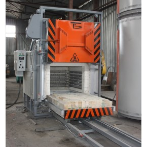 Bogie-hearth furnace СДО-8.10.5/12,5