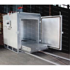 Электропечь с выкатным подом СДО-10.13.10/4,5 И1 и вентилятором