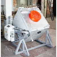 Crucible furnace СМТ-0,25/12,5 П