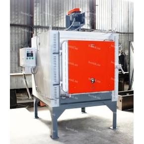 Annealing furnace СНО-6.10.4/7,5 with fan