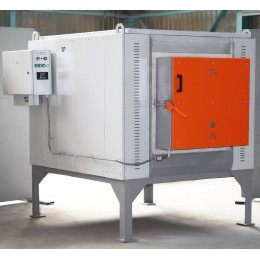 Muffle furnace (Chamber electric furnace) up to 1360°C
