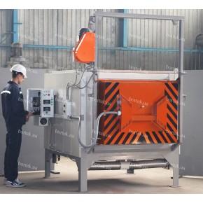Chamber furnace СНО-9.12.6/10 for heat treatment