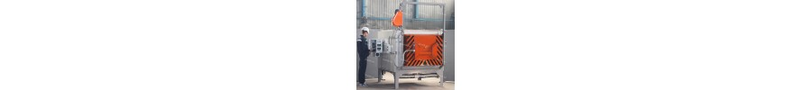 "Ltd. ""Bortek"" produced furnace for heat treatment of products after plasma spraying"