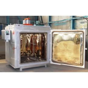 Electric furnace СНО-12.12.12/5,5 И2 with fan