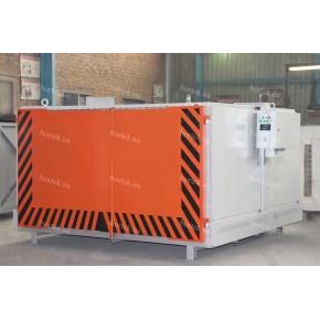 Electric furnace СНО-20.20.10/3 И2 with fan