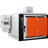 Chamber electric furnace СНО-4.5.2,5/6,5 with fan