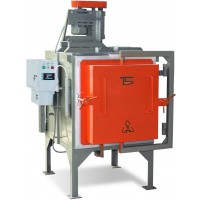 Chamber furnace with protective atmosphere СНЗ-2,5.5.2,5/12,5 И2 Гк with fan