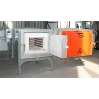 Chamber electric furnace with protective atmosphere СНЗ-6.8.4/12,5 Гк