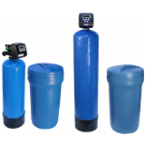 Installation of water softener