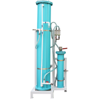 Installation of water softening 1 m³/h