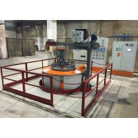 Gas Carburizing and Case Hardening Furnace