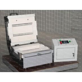 Split tubular electric furnace СУОЛ-0,75.0,2.4/7 Р